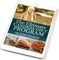 Ultimate candida diet recipe book